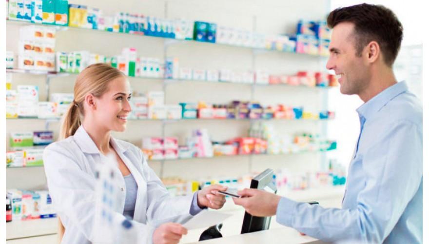 Вызов аптекаря к стойке или кассе. Способ №2