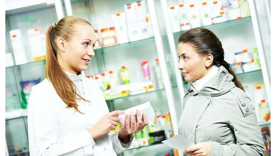 Вызов аптекаря к нужному отделу. Способ №1