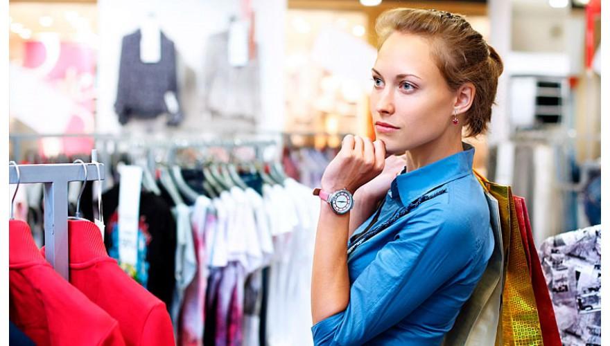 Вызов клиентом магазина продавца-консультанта