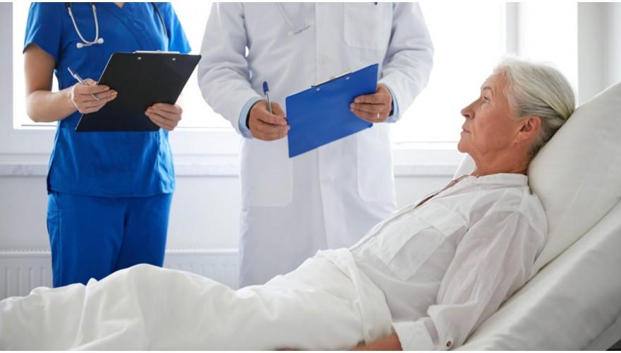 Вызов медсестры пациентом. Способ №2