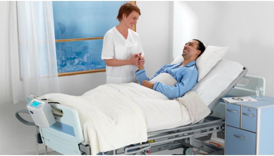 Вызов медсестры пациентом. Способ №1