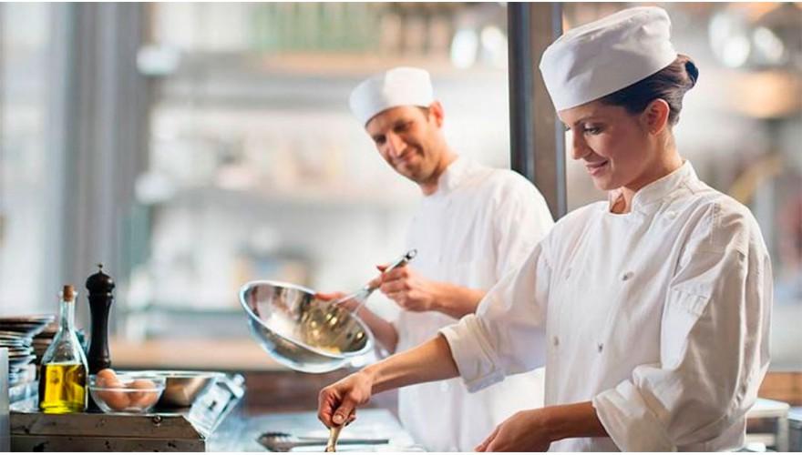 Вызов официанта на кухню поваром. Способ №2.