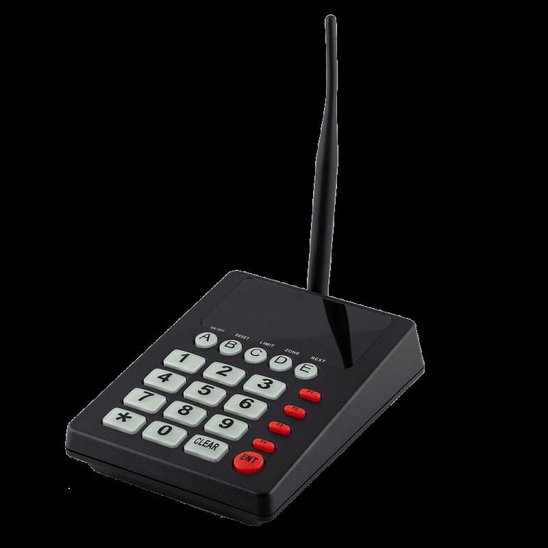 Система оповещения клиентов K999-K11-1