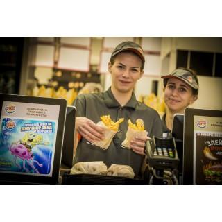 Система вызова для fast-food