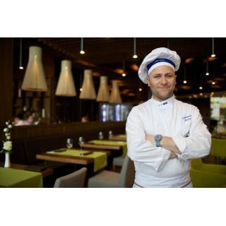 Вызов официанта на кухню поваром