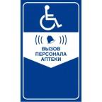 Табличка информационная - №7