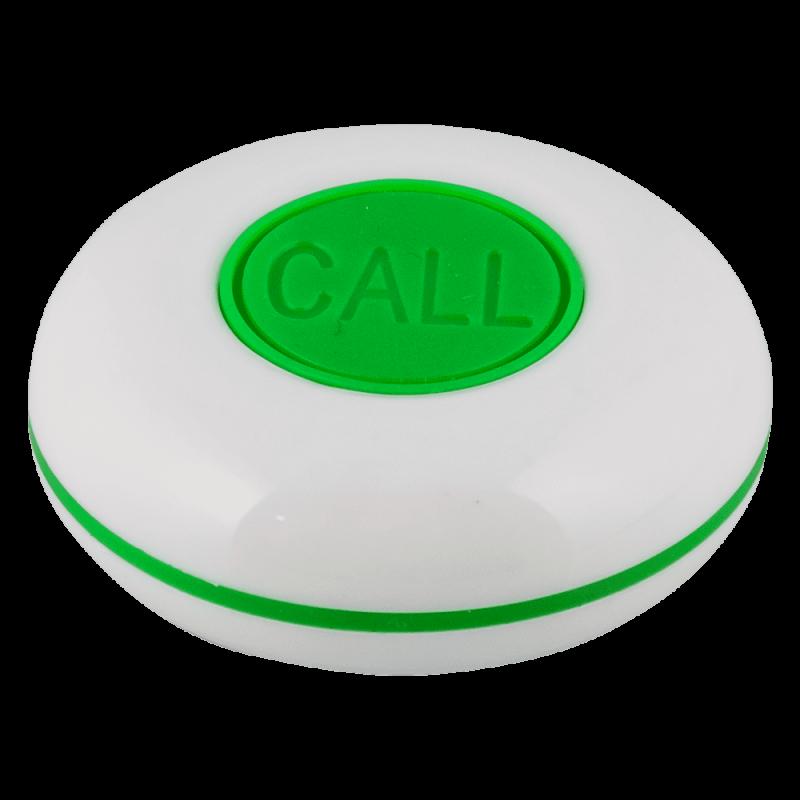 Кнопка вызова K-01-plus-W-GN