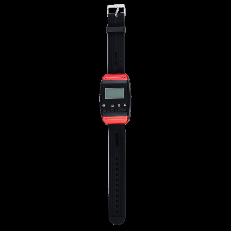 Пейджер K-650 (красный)
